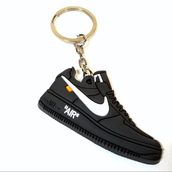 Accessories Air Force 1 Offwhite Black Sneaker Keychain Poshmark